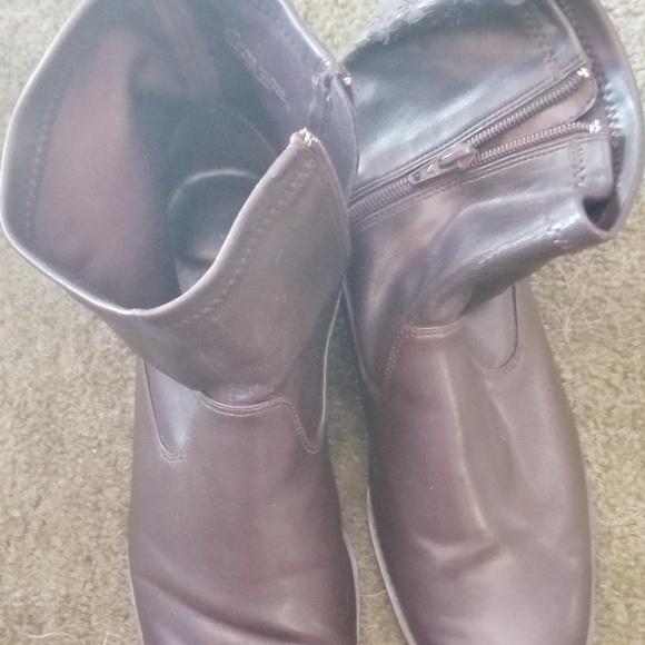 Size 11 Wide Ankle Boots   Poshmark